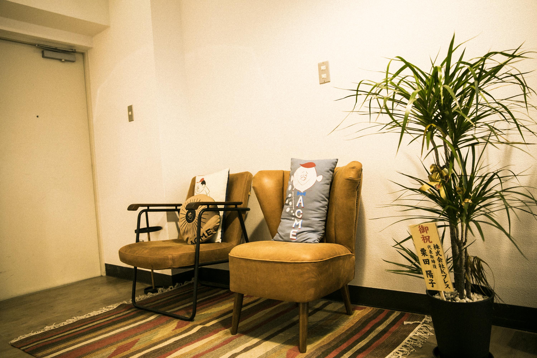 職場環境の話 オフィス内観をちょっと紹介する